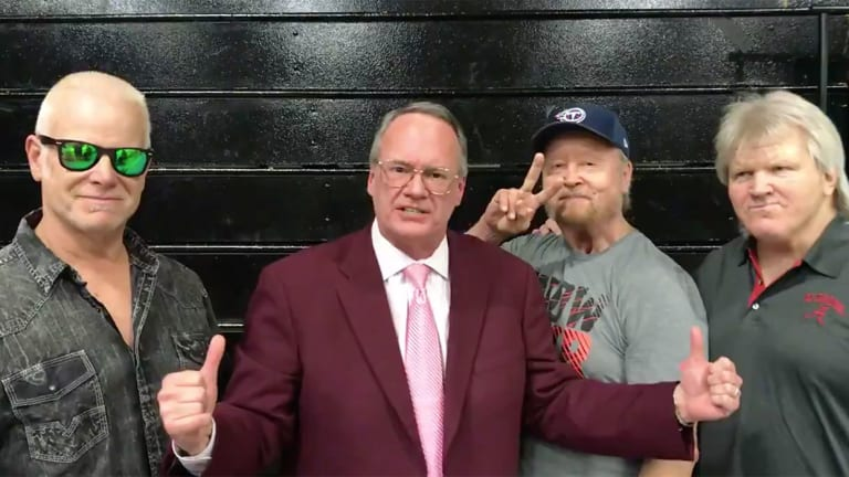 Legendary Wrestling Voice Jim Cornette Dives into History of NWA's Crockett Cup in Q&A