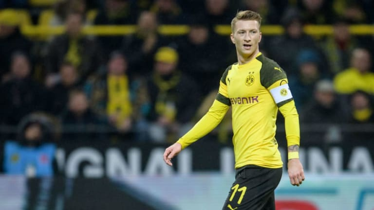 Marco Reus Set to Return From Injury for Borussia Dortmund's Clash Against Augsburg on Friday