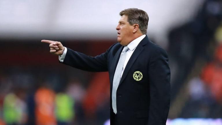 Miguel Herrera no está interesado en llevar a Giovani Dos Santos al América