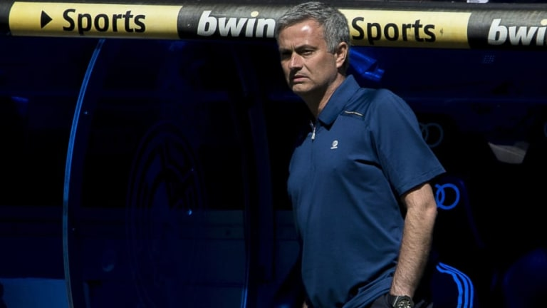 Jose Mourinho Lined Up Premier League Transfer Raid if He'd Become Real Madrid Manager