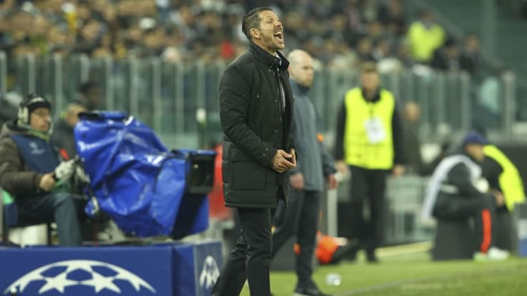 Diego Simeone Says Atletico Madrid Will Try to 'Grow & Improve' Following Win Over Juventus