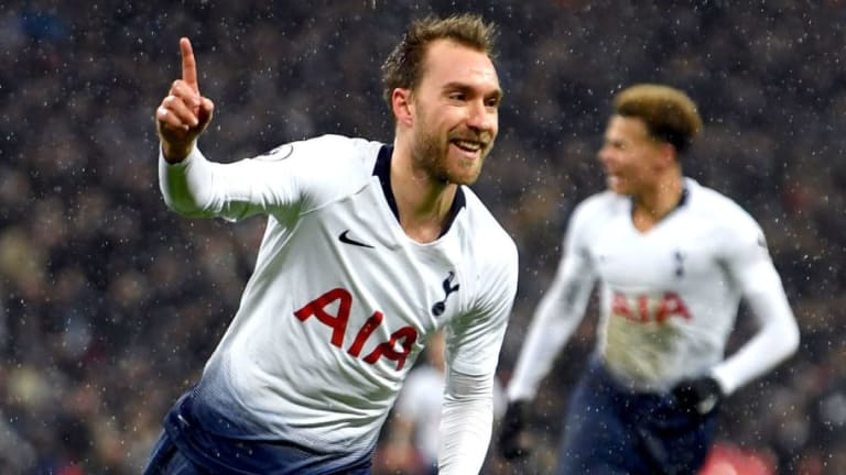 Real Madrid Eye Christian Eriksen as Tottenham 'Battle Hard' to Secure New Contract
