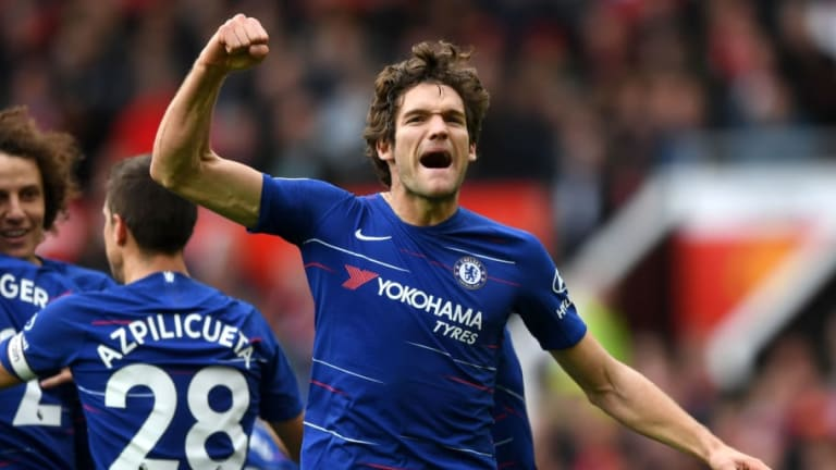 Chelsea Tipped to Delay Decision on Future of Defensive Trio Until After Frank Lampard Appointment