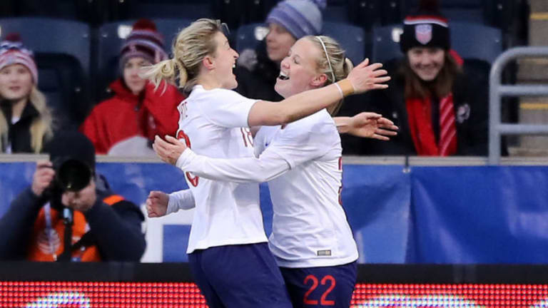 Beth Mead Screamer Against Brazil Sees England Begin 2019 SheBelieves Cup With a Win