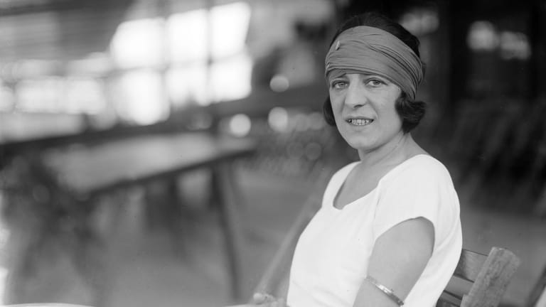 The Incomparable Life and Mysterious Death of Suzanne Lenglen