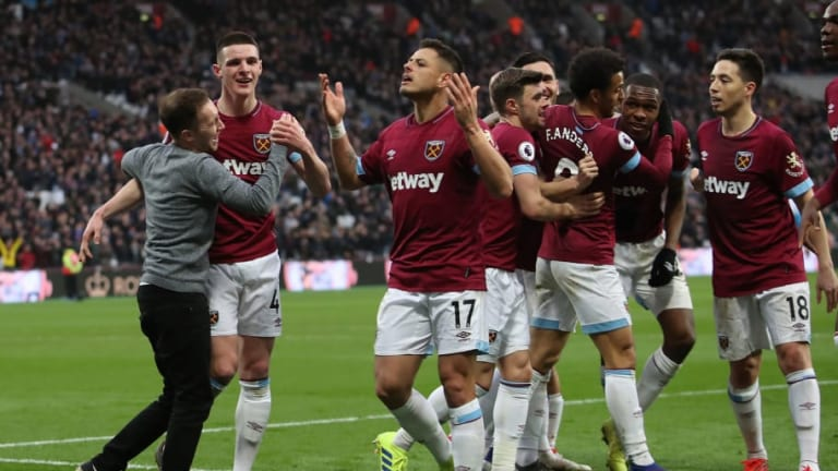 West Ham United vs Everton: Manuel Pellegrini's Best Available Hammers Lineup