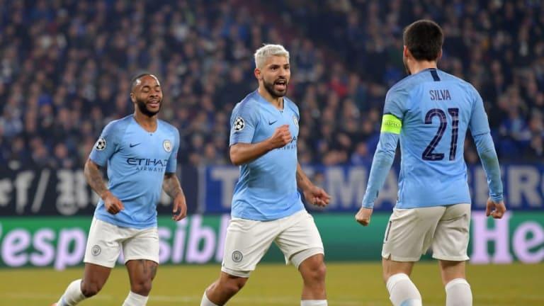 Vídeo | El Kun Agüero abre el marcador para el Manchester City