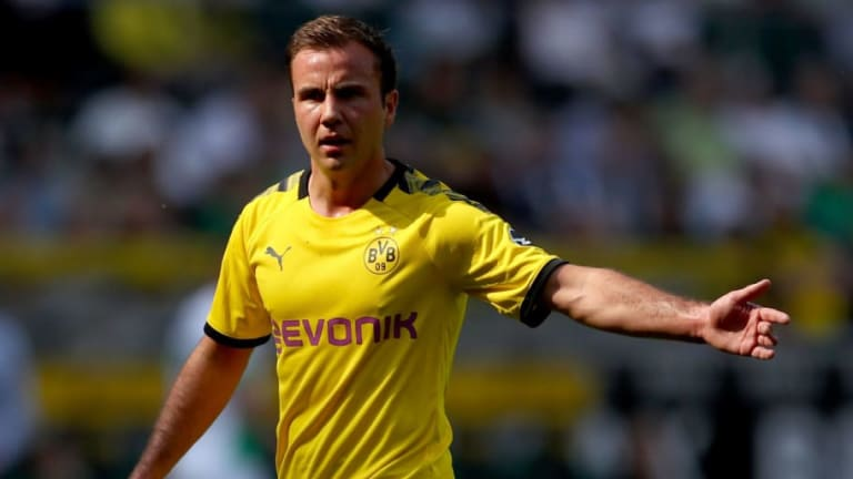 Michael Zorc Claims Dortmund Are 'Relaxed' Over Mario Gotze Future Amid Arsenal Speculation