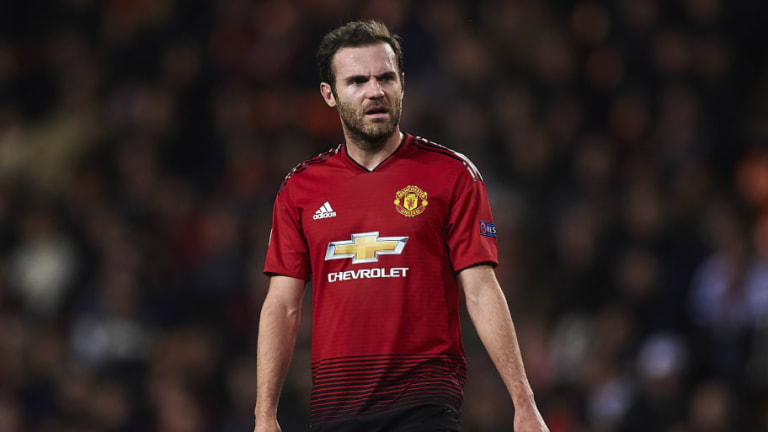 Manchester United Renew Contract Talks With Juan Mata as Summer Deadline Looms