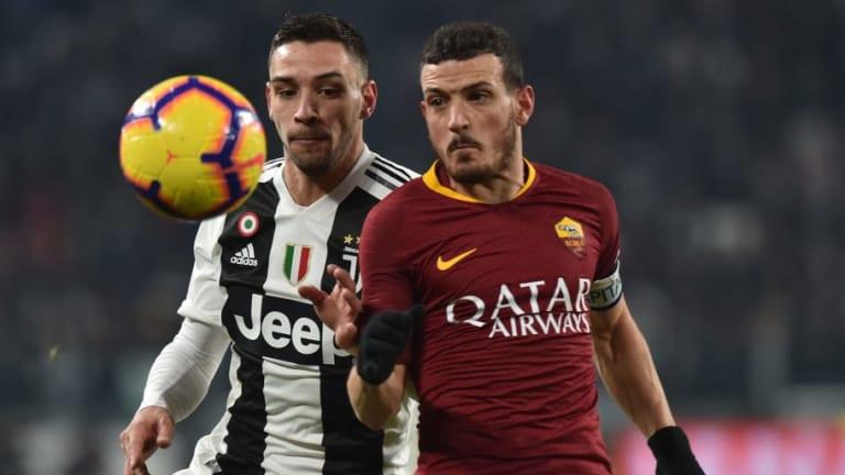 Tottenham Linked With Roma's Alessandro Florenzi Following Kieran Trippier Departure