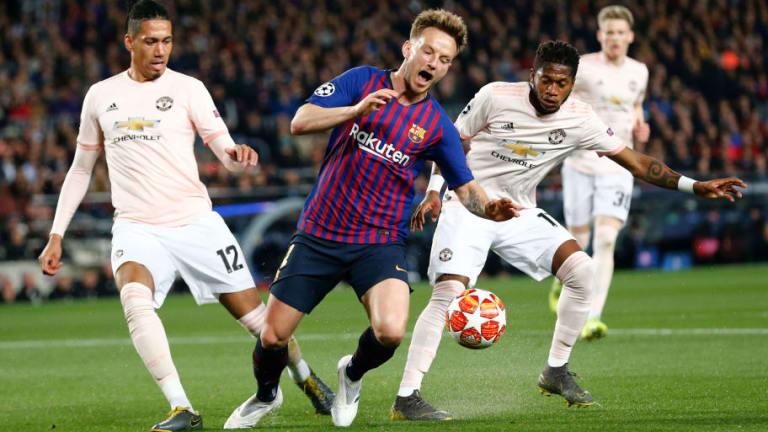 El Manchester United vuelve a la carga por Rakitic