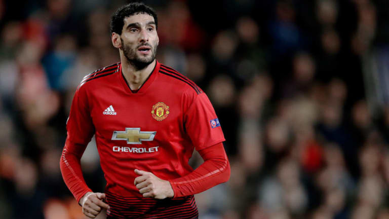 Marouane Fellaini Denies Leaving Manchester United for Big Money Contract in China