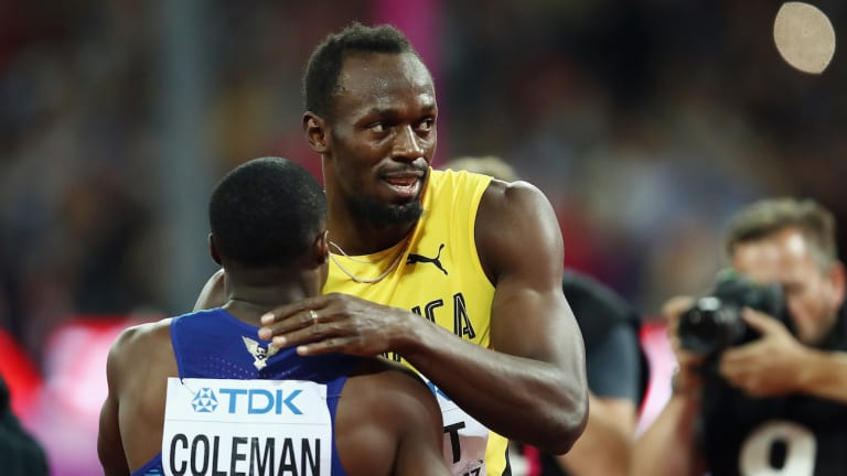 Q&A: Usain Bolt on the Next Era of Track Stars, His Viral 40 Yard Dash, No Comeback