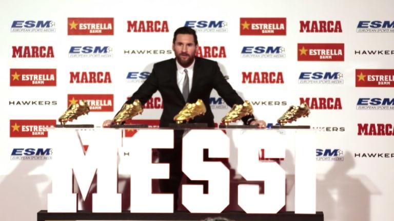 La respuesta de Leo Messi cuando le consultaron cómo quiere ser recordado cuando se retire