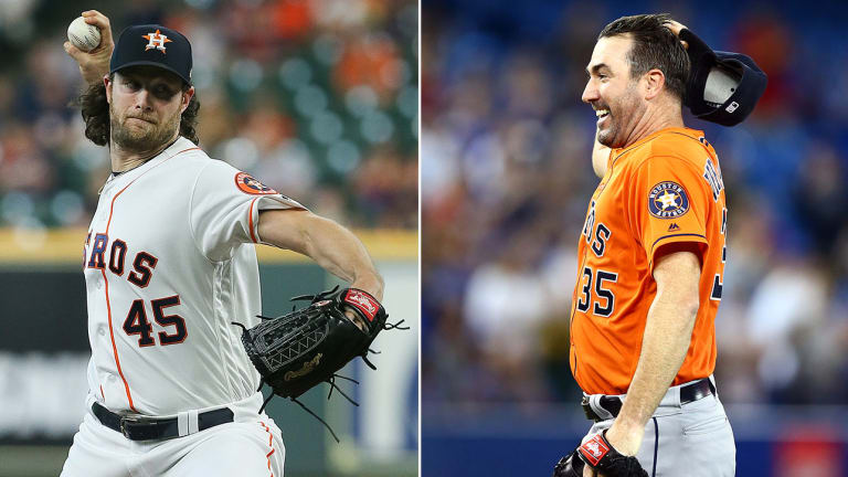 Awards Watch: Will Justin Verlander's Teammate Snatch His Cy Young Award?