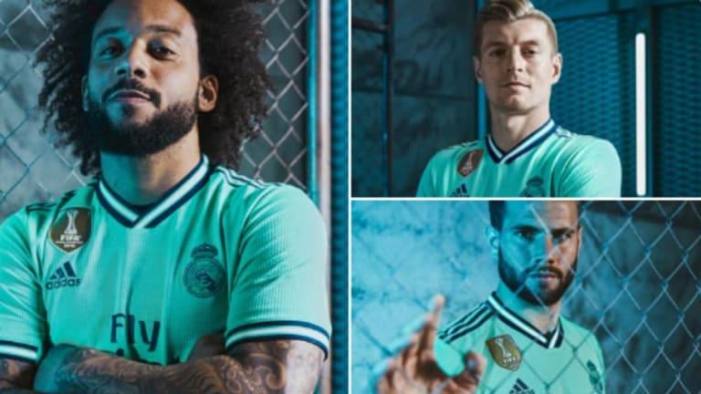 OFICIAL | El Real Madrid presenta su tercera equipación para la próxima temporada