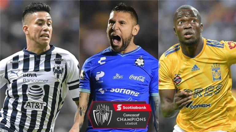 Concachampions   Partidos, horarios, transmisión de TV y posibles alineaciones de equipos mexicanos
