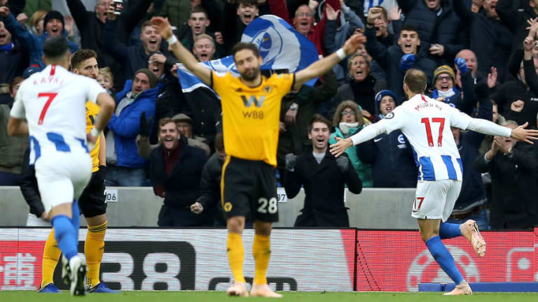 Wolves vs Brighton Preview: Where to Watch, Live Stream, Kick Off Time & Team News