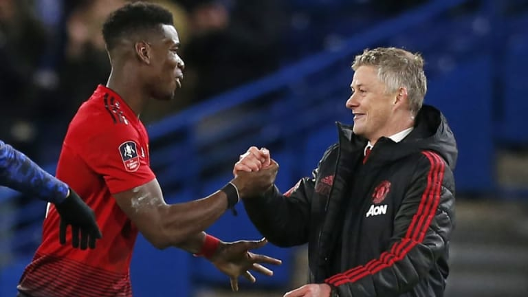 Ole Gunnar Solskjaer Lavishes Praise on Paul Pogba as Speculative Man Utd Exit Rumours Continue