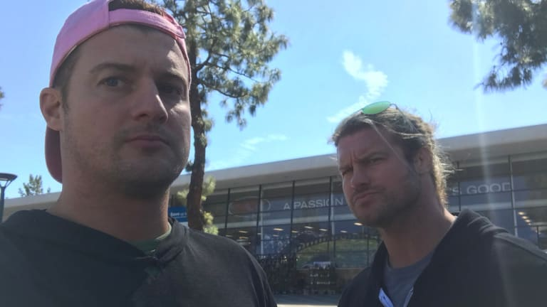 Ryan Nemeth, Brother of Dolph Ziggler, Is On A Mission To Make The Ultimate Wrestling Movie