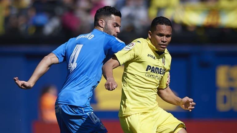 Villarreal-Getafe   Alineaciones confirmadas