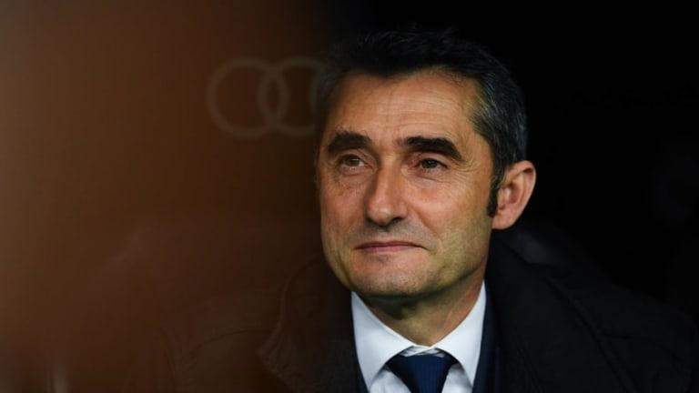 Ernesto Valverde Heaps Praise on His Barcelona Side After Comeback Win Over Rayo Vallecano