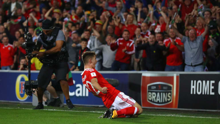 Twitter Reacts as Liverpool's Ben Woodburn Steals the Show With Man-of-the-Match Display for Wales