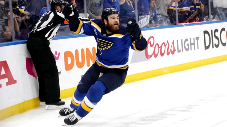 Blues Take Ryan O'Reilly's Lead in Game 4 Showcase of Patented Resilience