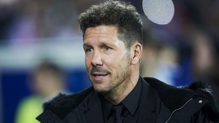 Diego Simeone Claims Diego Costa's Suspension Is 'Too Much' After Striker Is Handed Lengthy Ban
