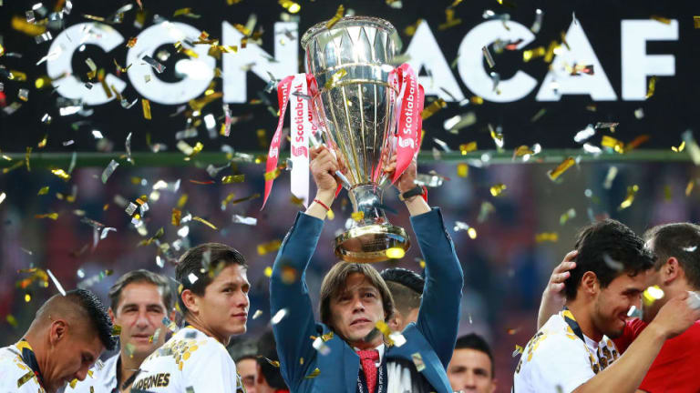 Matías Almeyda ganó el premio al mejor director técnico de la CONCACAF en 2018
