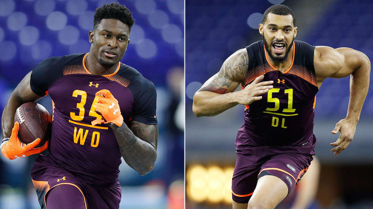 The Real Risers of the NFL Combine