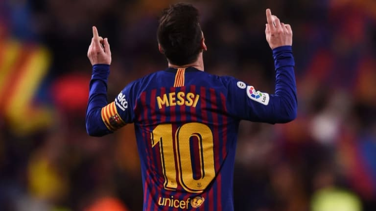 Lionel Messi: All of the Argentine's Pichichi Wins After He Tied Telmo Zarra's Record