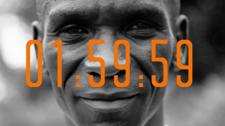 World Record holder Eliud Kipchoge Plots Historic 1:59 Marathon Attempt for October