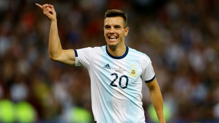 Giovani Lo Celso Undergoing Medical at Tottenham Ahead of Mega Money Move
