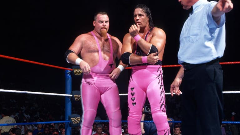 The Hart Foundation Added to 2019 WWE Hall of Fame Class