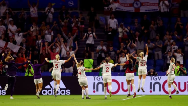 Lionesses Set to Smash Biggest-Ever Home Attendance With 50,000 Tickets Sold for Wembley Clash