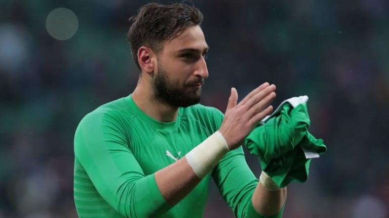 Milan 'Decide' to Sell Gianluigi Donnarumma Amid Growing PSG Transfer Links
