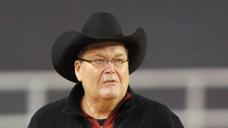 The Week in Wrestling: Jim Ross Ready for 'Heart-Pounding' Opportunity With AEW