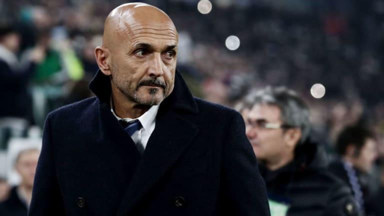 Inter vs Lazio: Luciano Spalletti's Best Available Nerazzurri Lineup
