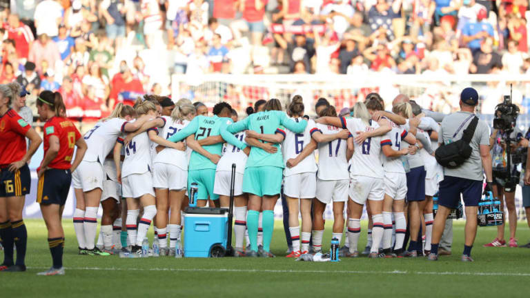 Women's World Cup: What Happened to USWNT's Defence Against Spain – And What France Can Learn