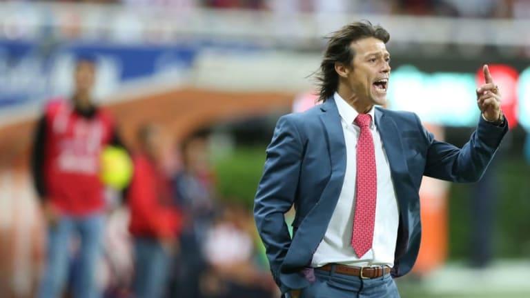 Matías Almeyda quiere que la MLS sea parte de la Copa Libertadores
