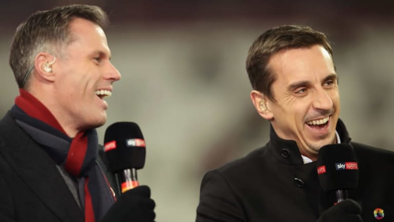 Gary Neville & Jamie Carragher Predict Who Will Finish in the Premier League Top 4