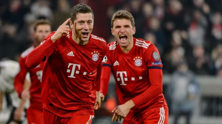 Bayern Munich's Champions League Record Shows Enormity of Task Awaiting Liverpool