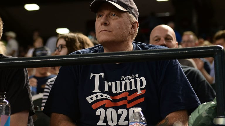 President Trump Calls for Curt Schilling's Induction to Baseball Hall of Fame