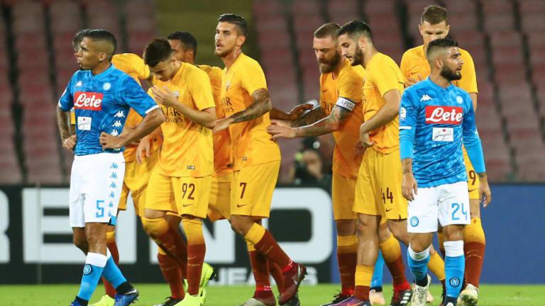 Roma vs Napoli Preview: Where to Watch, Live Stream, Kick Off Time & Team News