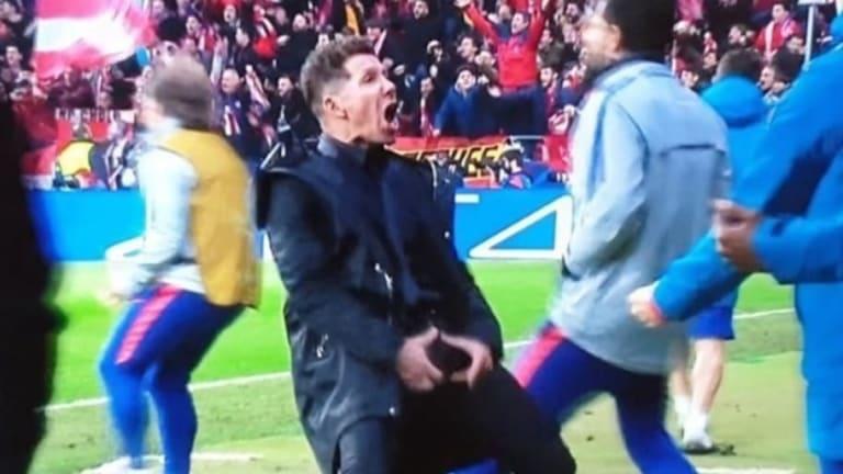 """Latorre estalló contra Simeone: """"Se hace el ganador y sabe que lo que está diciendo es para idiotas"""""""