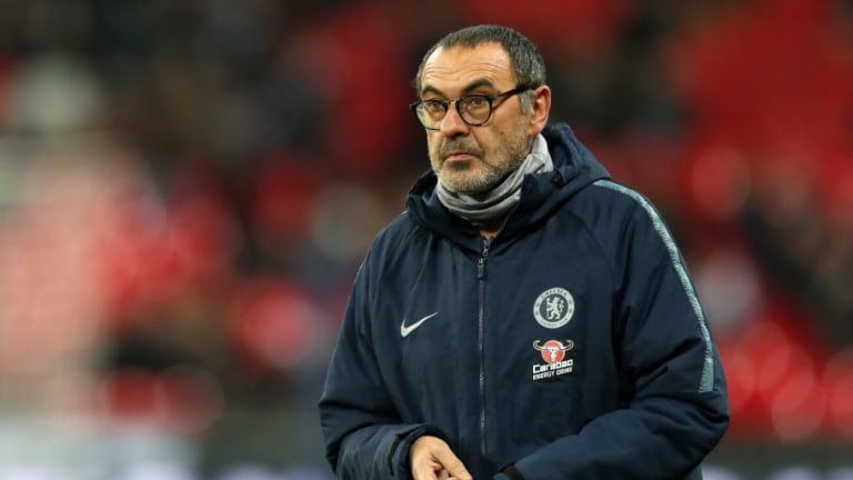 Maurizio Sarri Explains Why He Doesn't Pay Attention to International Football and the World Cup