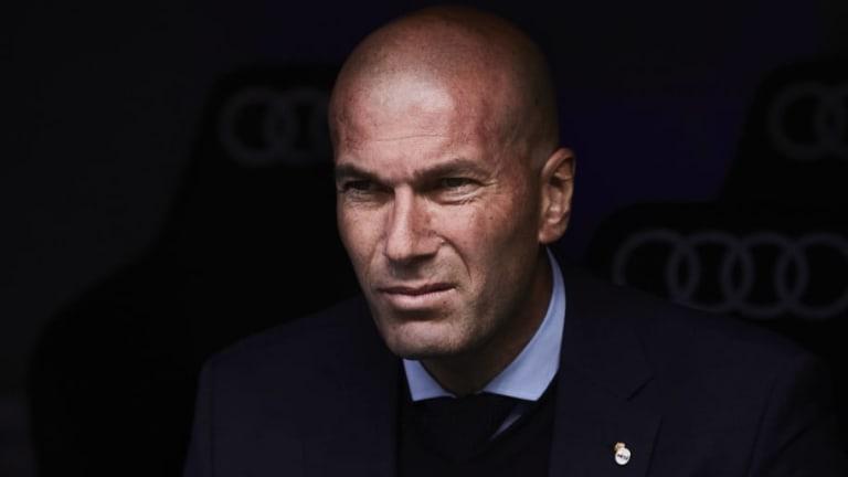 Real Madrid vs Celta Vigo: Zinedine Zidane's Best Available Los Blancos Lineup