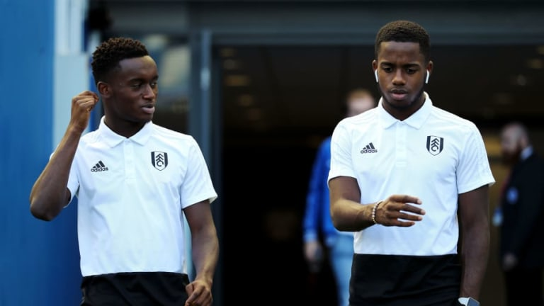 Tottenham Hotspur Eye Double Move for Fulham Twins Ryan and Steven Sessegnon