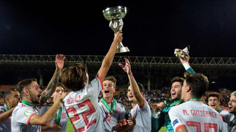 España, el país con más Eurocopas de la historia